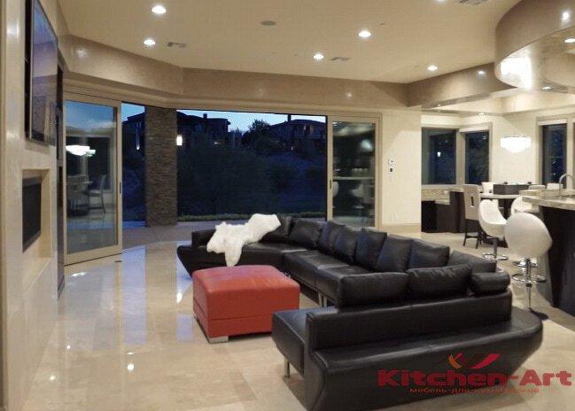 элитный диван дом
