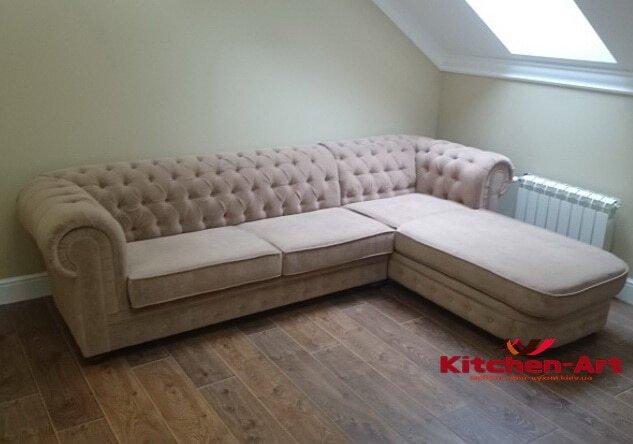 стоимость изготовления мягкой мебели на заказ Ирпень