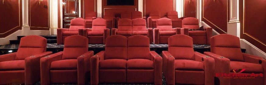 оборудовать кинотеатр для дома