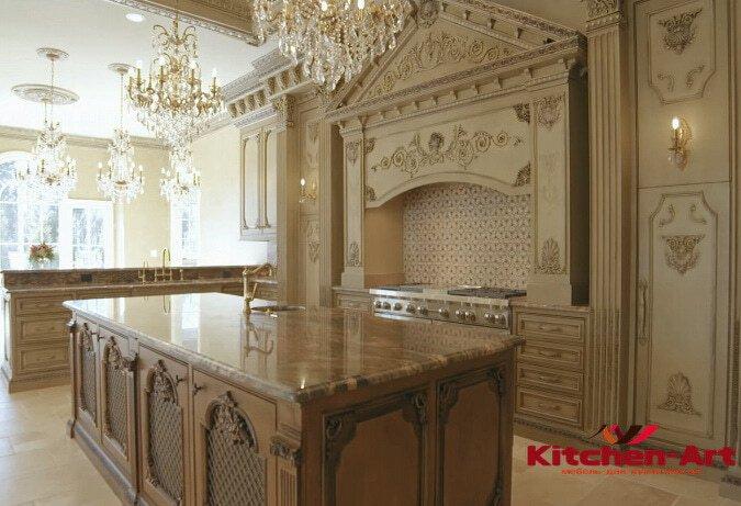 купить кухню из дуба в Киеве