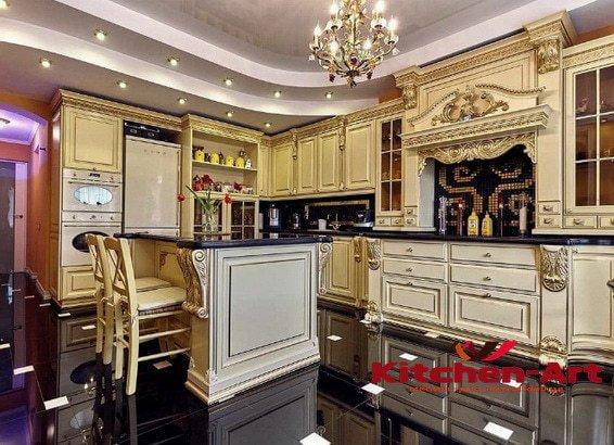 Кухня из сосны Харьков