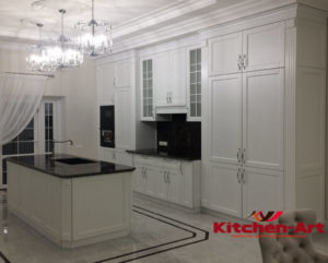 Кухонная мебель на заказ в Харькове
