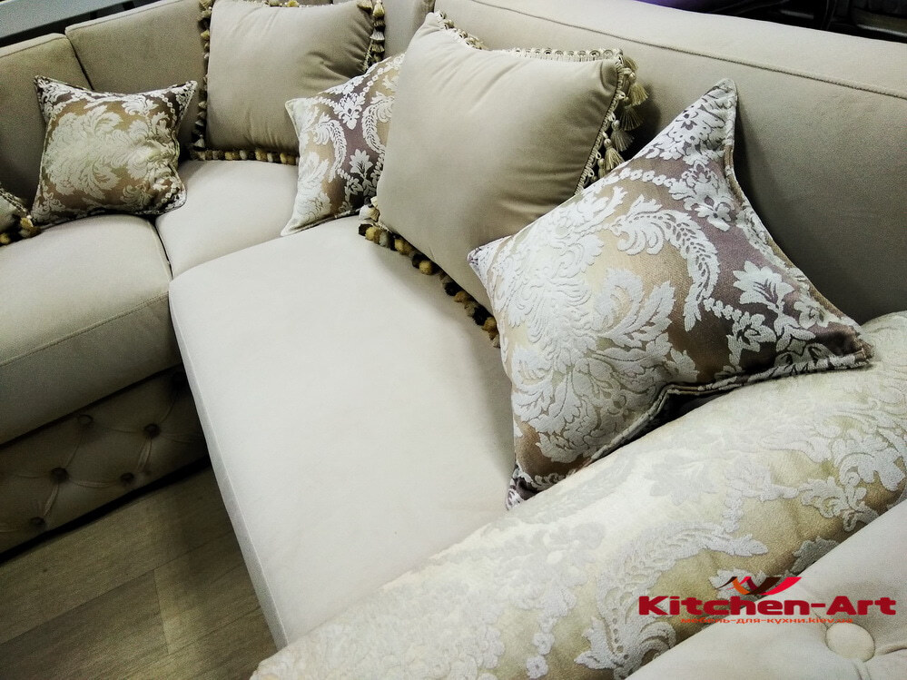 диван угловой в офис