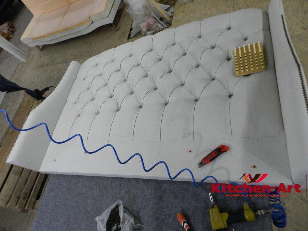 заказать изготовление спинки кровати