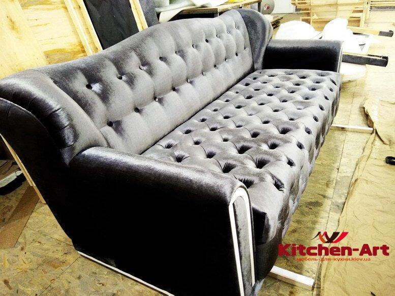 диван в цеху на заказ