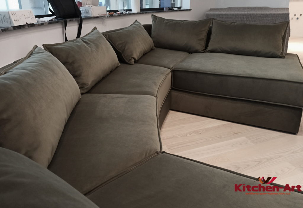 нестандартная мягкая мебель