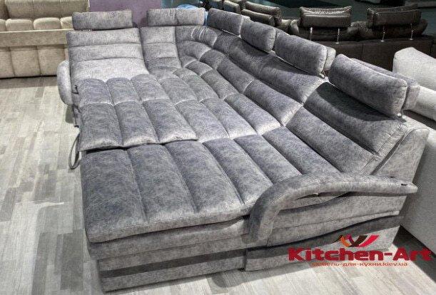 современный дизайнерский диван под заказ