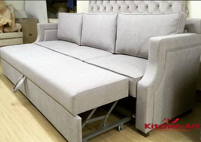 выбрать прямой диван раскладной
