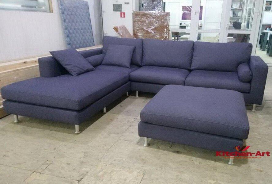 большой угловой диван под заказ в Киеве фото