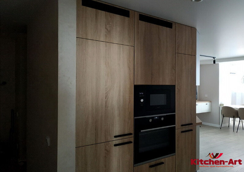 кухонный шкаф на заказ