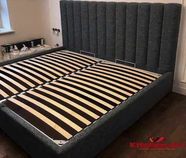 мягкая кровать на заказ Украина