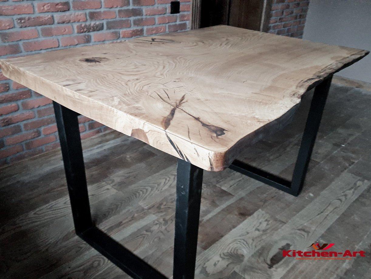 мебель в кухню с фасадами из бука
