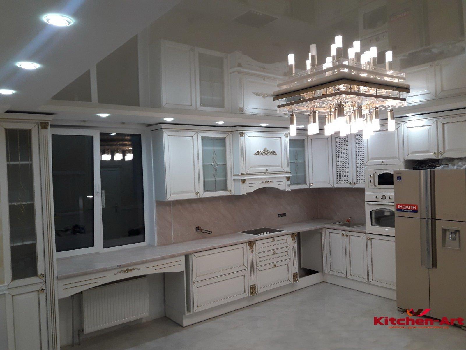 угловая мебель для кухни на заказ
