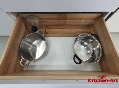Сушилка для столовых приборов в кухню на заказ