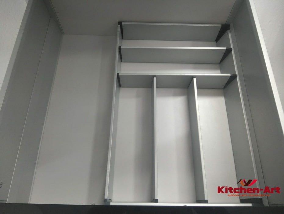 Органайзер Под Столовые Приборы в видвижные ящики