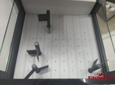 Лоток, подставка для кухонных принадлежностей