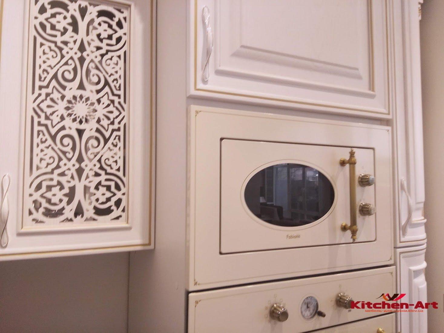 Кухня в классическом стиле: реальные фото
